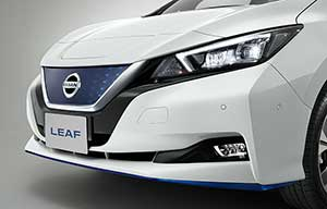 Nissan Leaf e+ batterie 62kWh: succès vite confirmé