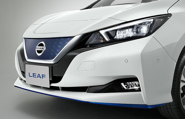 Nissan Leaf batterie 62 kwh