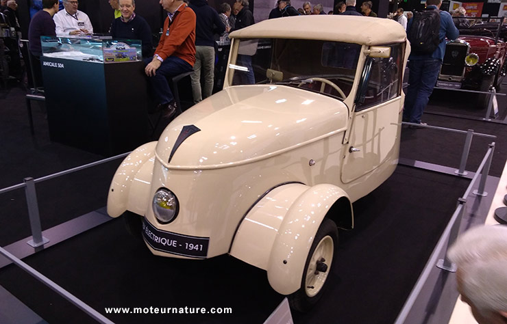 Peugeot VLV électrique de 1941