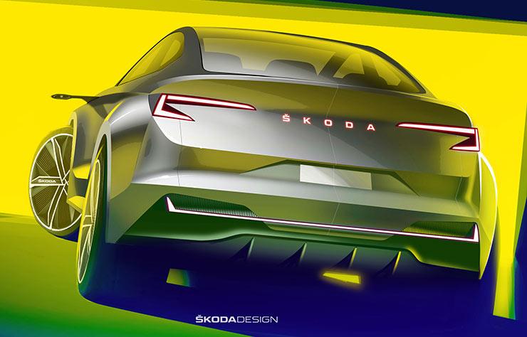 Concept Skoda Vision IV