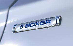 Subaru va se maintenir en Europe grâce à l'e-Boxer hybride