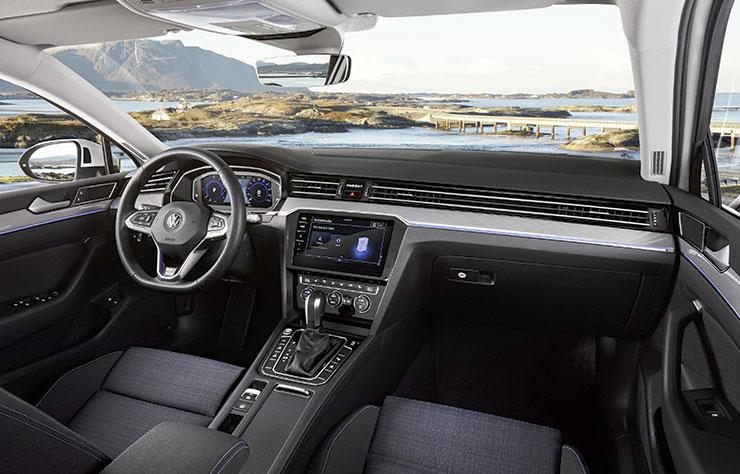 Volkswagen Passat GTE hybride rechargeable