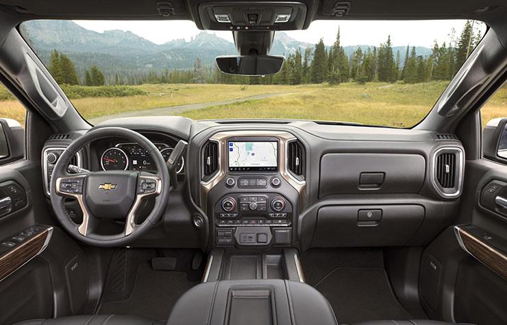 Pick-up Chevrolet Silverado