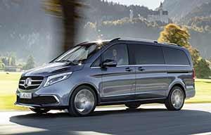 Mercedes va t-il faire la plus polyvalente des électriques?