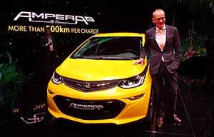 Opel Ampera-E: le pourquoi de sa non-vente