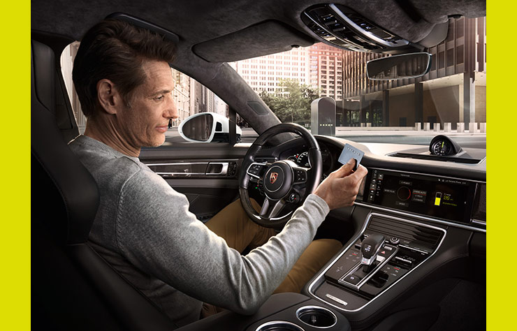 Porsche Charging Service