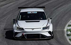 Championnat E-TCR mondial avec la Seat Cupra E-Racer?