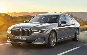 BMW Série7, peut-être la meilleure voiture du monde