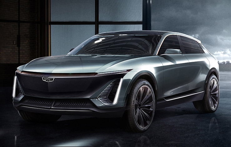 Concept Cadillac électrique
