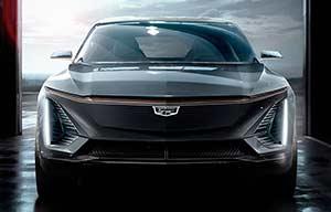 Cadillac électrique: déjà un concept