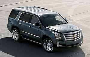 Cadillac futur leader de la voiture électrique