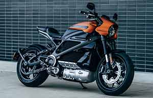 Harley Davidson LiveWire électrique, la technique expliquée