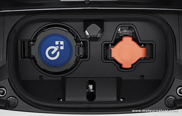 Nissan Leaf e+ batterie 62 kWh
