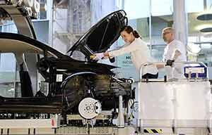 Volkswagen vous propose de participer à la fabrication de votre e-Golf
