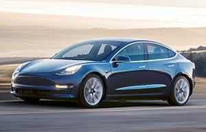 Les prix de la Tesla Model 3 sont presque officiels