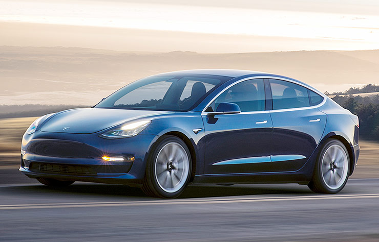 les prix de la tesla model 3 sont presque officiels. Black Bedroom Furniture Sets. Home Design Ideas