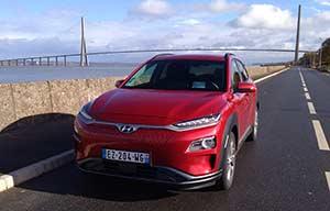 Hyundai Kona EV, essai détaillé