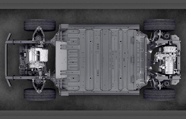 SUV électrique NIO ES6