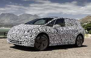 Jusqu'à plus de 550km d'autonomie pour la Volkswagen ID électrique