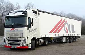 Volvo Trucks a vendu un poids lourd au GNL en France