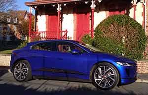 Jaguar I-Pace, essai détaillé