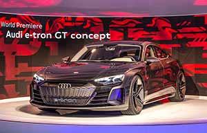 e-tron GT Concept: Audi s'abstient encore de concurrencer Tesla