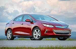 General Motors confirme l'arrêt de la Chevrolet Volt hybride plug-in