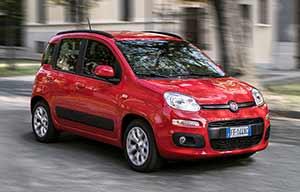 L'héritage Marchionne: la Fiat Panda déclassée au plus bas niveau