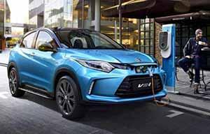 Honda Everus EV-1, une première pour les chinois