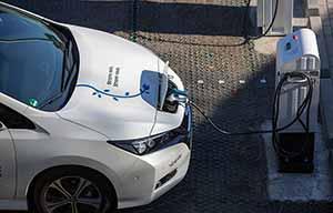 La Nissan Leaf homologuée pour le V2G en Allemagne