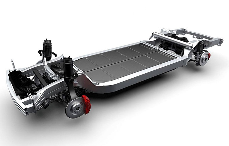 Pick-up électrique Rivian R1T