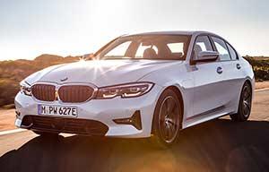 BMW dévoile sa nouvelle 330e hybride rechargeable