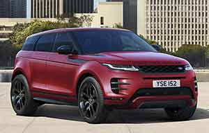 Range Rover Evoque : hybride light ou plug-in