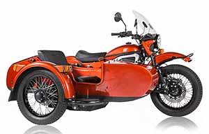 Ural, la légendaire moto russe passe à l'électrique