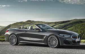 BMW 8 cabriolet: encore avec un diesel!