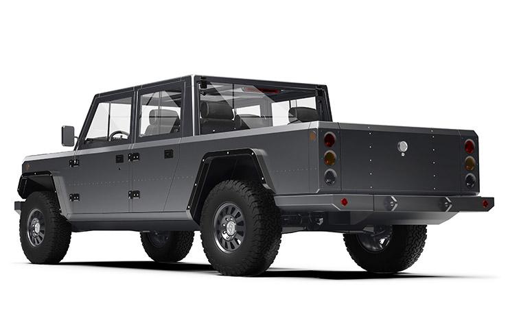 Bollinger B2 pick-up électrique