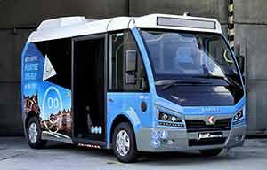 BMW fournisseur de moteurs électriques pour le fabricant turc Karsan