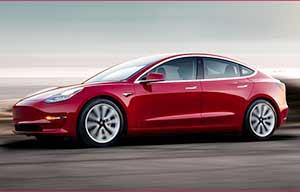 La Tesla Model3 bientôt un peu moins chère