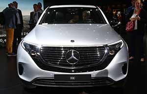 Mercedes EQC, premières impressions