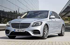Mercedes S560e: une vraie et bonne hybride rechargeable