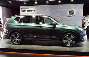 Audi e-tron ou Mercedes EQC mais la meilleure est la Seat Tarraco