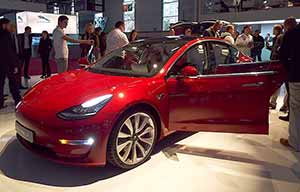 Tesla Model3, premières impressions