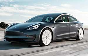 100000 Tesla Model3