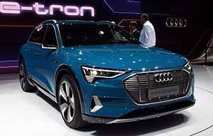 Audi e-tron, premières impressions