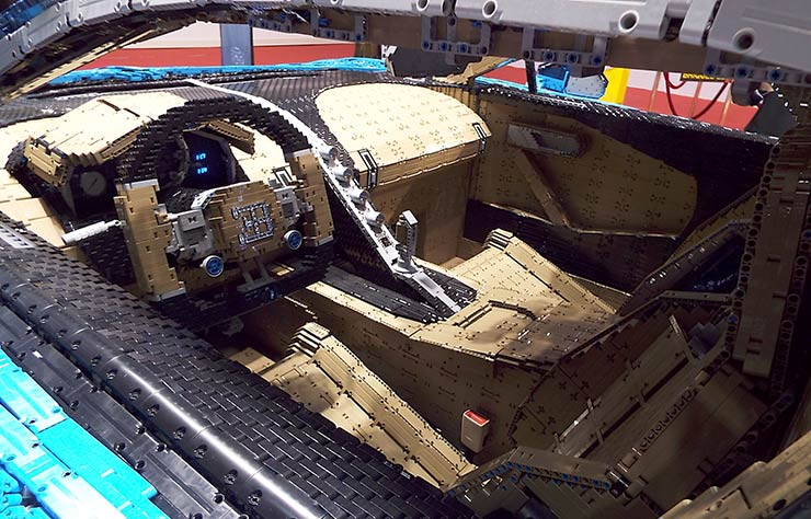 Bugatti en Lego