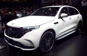 Mercedes 350: 8; 6; maintenant à 4cylindres, et demain électrique