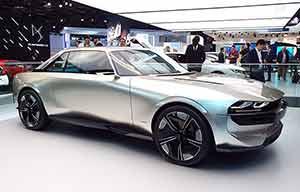 Concept Peugeot e-Legend: une réussite