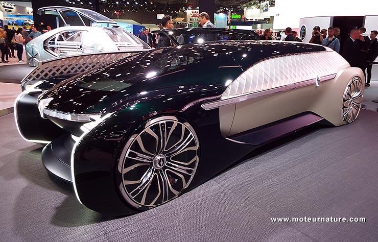 Concept électrique Renault EZ-Ultimo