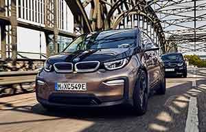 BMWi3: 30% d'autonomie en plus