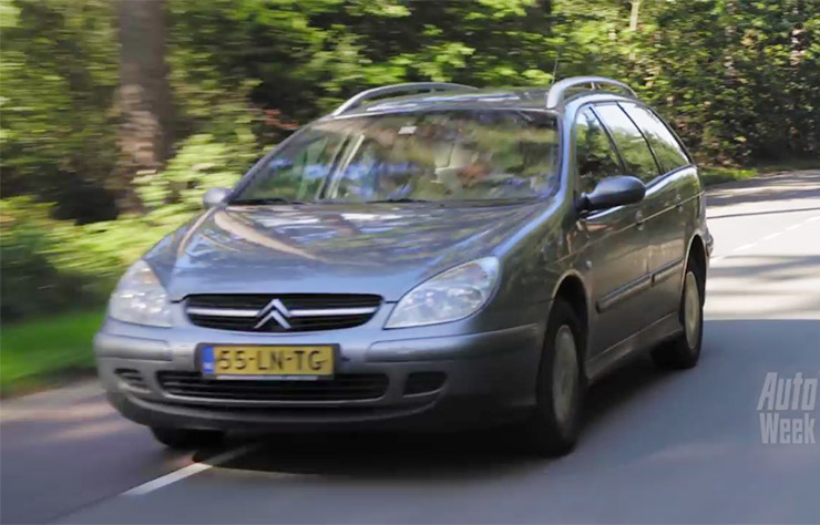 Citroën C5 HDi break de 2003